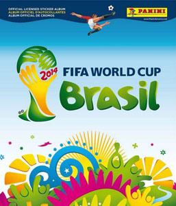 Brazil 2014 Panini